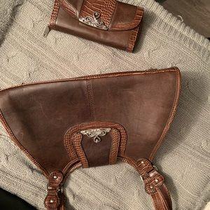 M.C. Purse & wallet